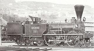 Engerth locomotive steam locomotive where tender is replaced by articulated bunker