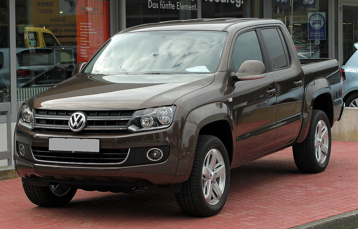 volkswagen amarok wins 2018 international pick up award. Black Bedroom Furniture Sets. Home Design Ideas