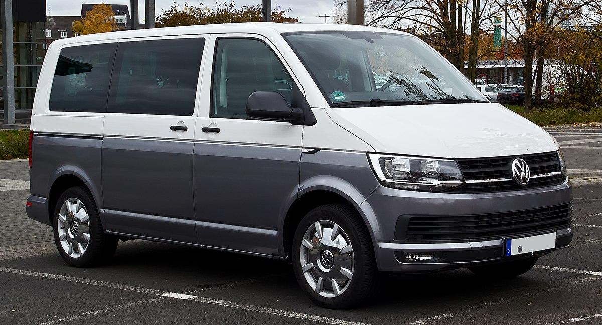 Volkswagen Transporter (T6) - Wikipedia