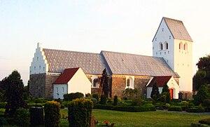 Vadum - Vadum Church