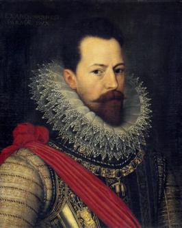 Alexander Farnese, hertog van Parma. Otto van Veen