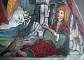 Valdaora di Mezzo-Mitterolang, San Egidio, frescos 008.JPG