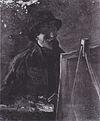 Van Gogh - Selbstbildnis mit Filzhut vor der Staffelei.jpeg
