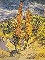 Van Gogh - Zwei Pappeln an einem Weg durch die Hügel.jpeg
