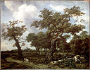 Van Kessel, Jan - A Wood near The Hague, with a view of the Huis ten Bosch - Google Art Project.jpg