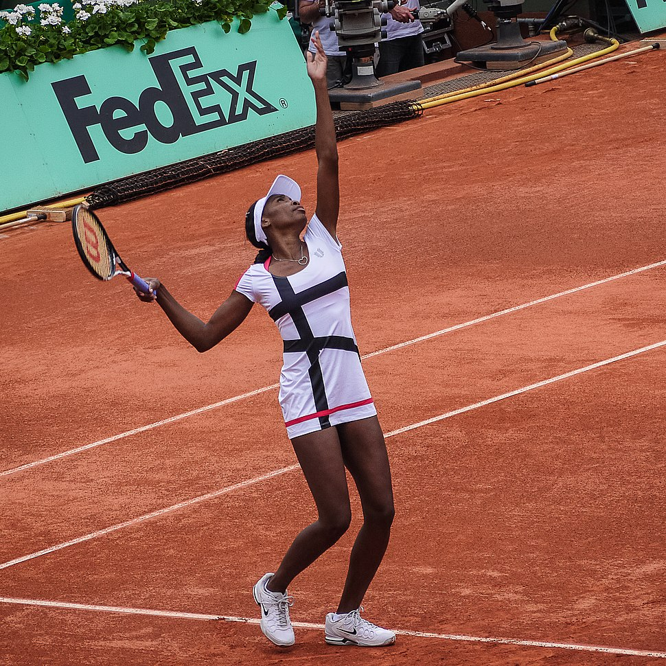 Venus Williams Serve (1)