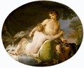 Venus and Adonis (Jean Hugues Taraval) - Nationalmuseum - 17891.tif