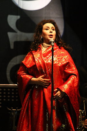Verónica Villarroel - Verónica Villarroel in 2011.