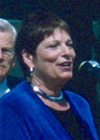 Vera Katz - Katz speaking in 1997