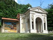 Verese, Sacro Monte, Chapel 3, La Natività di Gesù 001.JPG