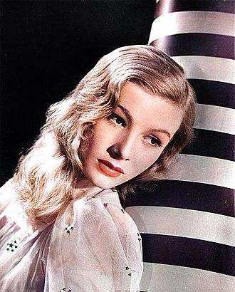 Veronica Lake - Veronica Lake, c. 1940s