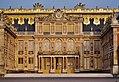 Versailles Château de Versailles Stadtseite 15.jpg