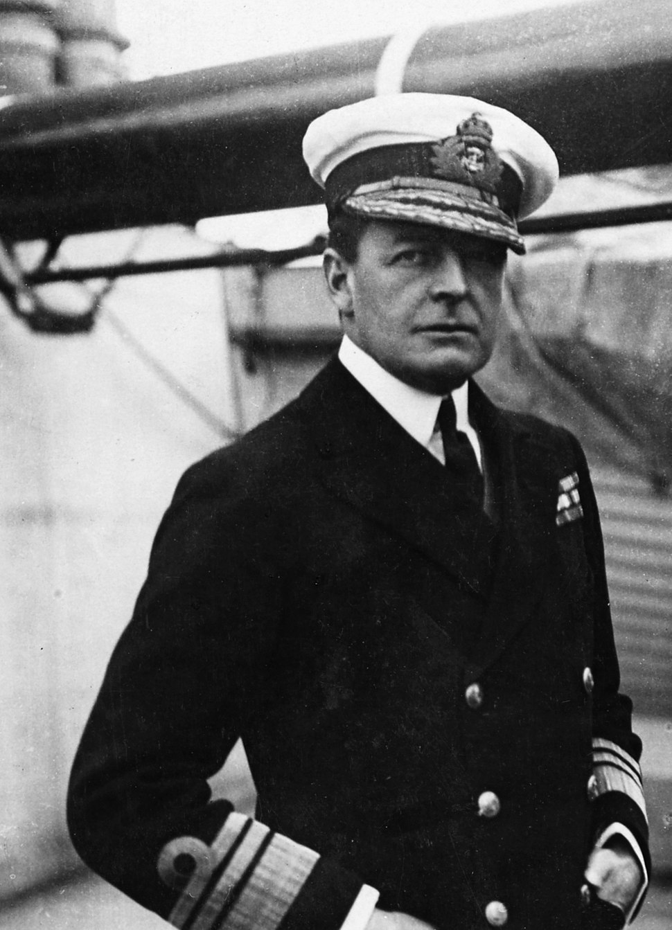 Vice Admiral Sir David Beatty