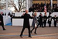 Vice President Joe Biden reacts to the crowd in the 57th Presidential Inaugural Parade 130121-Z-QU230-212.jpg
