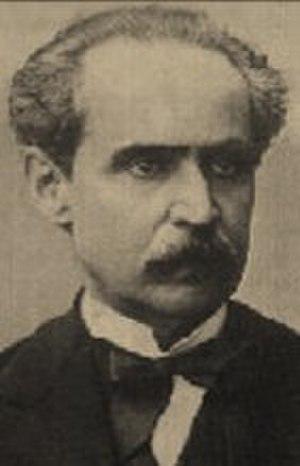 Vicente Fidel López - Image: Vicente Fidel López