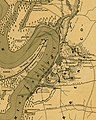 "Vicksburg in 1865 map detail, from- ""Vicksburg and its Defenses."" (cropped).jpg"