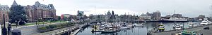 Victoria harbour - Victoria, British Columbia - 2014