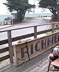 View from the front deck, Pleasure Point Roadhouse, Monterey Bay, California.jpg