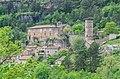View of La Roque-Sainte-Marguerite (2).jpg