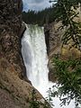 View of Lower Falls from Uncle Tom's Trail DyeClan.com - panoramio (1).jpg