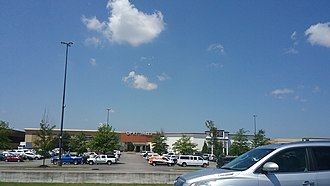 Opry Mills - Image: View of Opry Mills from highway