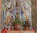 Vilamarxant. Retaule ceràmic de la Mare de Déu dels Desamparats i altres sants 2.jpg
