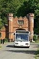 Village bus at Thrumpton - geograph.org.uk - 1888751.jpg