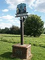 Village sign, Mulbarton - geograph.org.uk - 44796.jpg