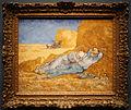 Vincent Van Gogh, il meriggio (la siesta), 1889-1890, 01.JPG