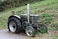Vintage Tractor (now less loved), near Belstone - geograph.org.uk - 1274228.jpg