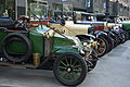 Vintage cars exhibition in front of l'Illa Diagonal (2).jpg