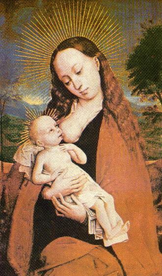 Our Lady of Bethlehem (Puerto Rico) - Original painting