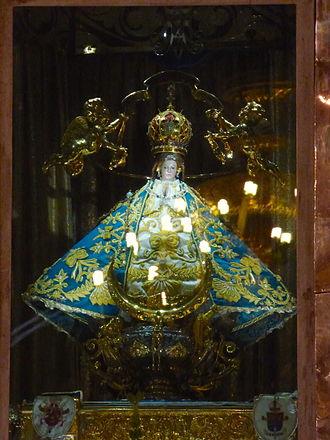 Our Lady of San Juan de los Lagos - Image: Virgen de San Juan de los Lagos, Jalisco 22
