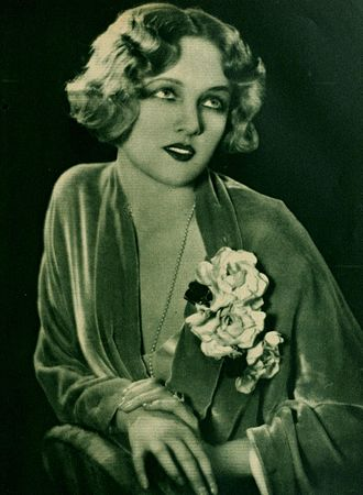 Virginia Cherrill - Virginia Cherrill in 1929