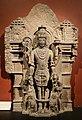 Vishnu, dal jondhali baug, thane, maharashtra, XII secolo.jpg