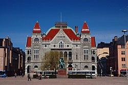 Ֆինլանդիայի ազգային թատրոն