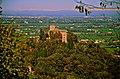 Vista Pianura padana dal Castello di Bianello.jpg