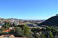 Vista cap a la Vall d'Uixó des de la muntanyeta de sant Josep.JPG