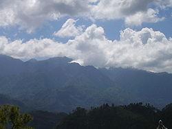 Vista de Celaque desde Talgua (Noroeste).JPG