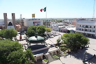 Reynosa Place in Tamaulipas, Mexico