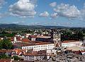Vista sobre Mosteiro de Alcobaça.jpg
