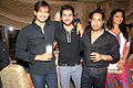 Vivek Oberoi, Ayushman Khurana, Mika Singh at Mika's birthday bash hosted by Kiran Bawa 02.jpg