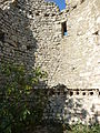 Vize city wall - inside of the tower - P1020906.JPG