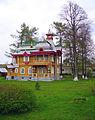 Volodarsk. Heritage building of Town Museum.jpg