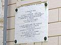 Voltaggio-palazzo del centro storico-lapide.jpg