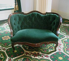 Canapé (furniture) - Wikipedia