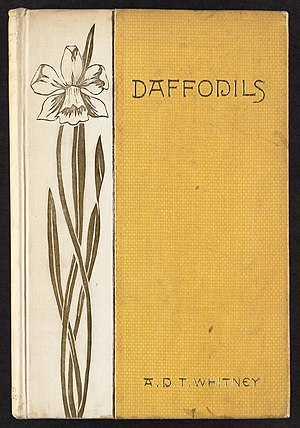 Adeline Dutton Train Whitney - Daffodils, 1887