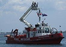 Fireboat Wikipedia