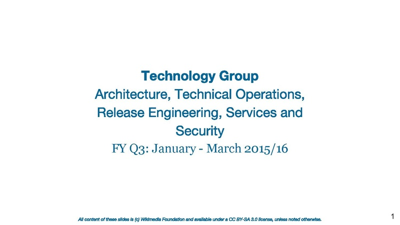File:WMF Architecture & Ops & Release Engineering & Services & Security teams quarterly review Q3 2015-16.pdf