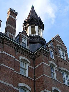 Jubilee Hall (Fisk University) United States historic place
